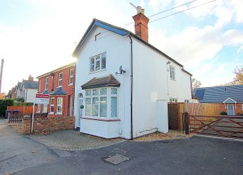 Thumbnail 4 bed detached house for sale in New Haw Road, Addlestone