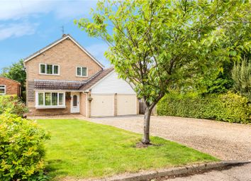 Thumbnail 4 bed detached house for sale in Church Walk, Stow Longa, Huntingdon, Cambridgeshire