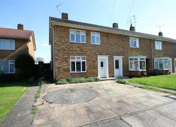 Thumbnail 2 bed end terrace house for sale in Barrington Close, Goring By Sea, Worthing