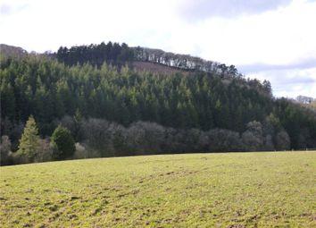 Thumbnail Land for sale in Burley Wood, Bridestowe, Okehampton