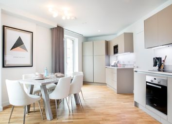 Thumbnail 2 bed flat for sale in Elephant Park, London