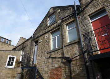 Thumbnail 1 bedroom flat to rent in Market Street, Milnsbridge, Huddersfield