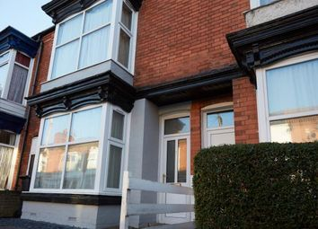 Thumbnail 3 bed terraced house for sale in Eastleigh Road, Leicester, Leicestershire, England