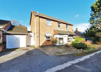 3 bed detached house for sale in Vincent Close, Western Park, Leicester LE3