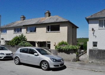Thumbnail 3 bedroom semi-detached house to rent in Pendarves Road, Falmouth