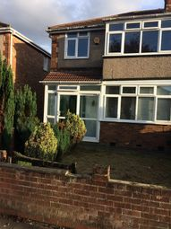 Thumbnail 3 bed semi-detached house to rent in Wood End Way, Northolt