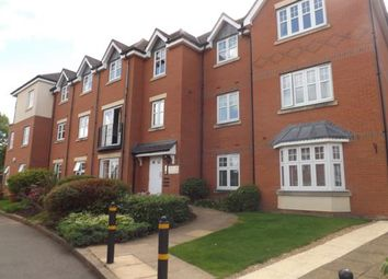 Thumbnail 3 bed flat for sale in Chancel Court, Solihull, West Midlands
