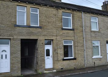 Thumbnail 2 bed terraced house for sale in Alexandra Street, Queensbury, Bradford
