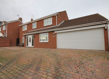 Thumbnail 4 bed detached house for sale in Woodburn Close, Houghton Le Spring