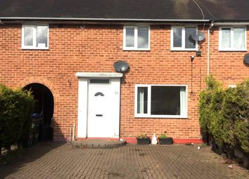 Thumbnail 3 bedroom property to rent in Longmeadow Crescent, Shard End, Birmingham