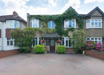 Thumbnail 5 bed semi-detached house for sale in College Road, Harrow Weald, Harrow