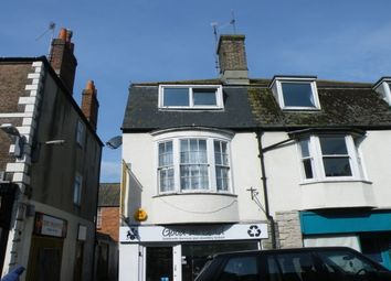 Thumbnail 1 bed flat to rent in Great George Street, Weymouth