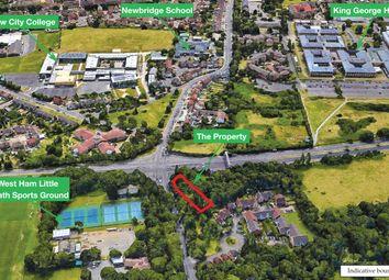 Thumbnail Land for sale in St. James Gardens, Romford