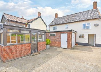 Thumbnail 3 bed detached house for sale in Church Street, Stradbroke, Eye