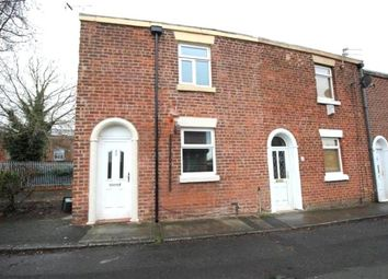 Thumbnail 2 bed end terrace house for sale in Mill Street, Farington, Leyland, Lancashire