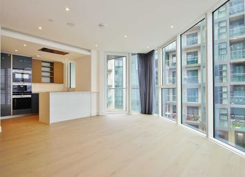 Thumbnail 1 bed flat for sale in The Pinnacle, Battersea Reach, London
