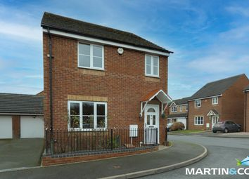 Thumbnail 4 bed detached house for sale in George Wood Avenue, Oldbury