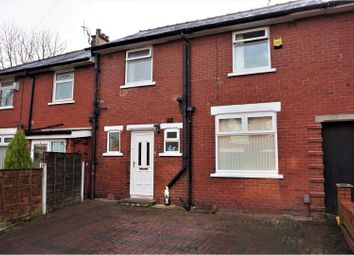 Thumbnail 3 bedroom town house for sale in Norfolk Avenue, Whitefield, Manchester