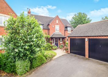 Thumbnail 4 bed detached house for sale in The Chase, Rosliston, Swadlincote