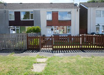 Thumbnail 2 bed end terrace house for sale in Woodside Close, Marchwood