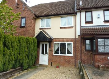 Thumbnail 2 bed terraced house for sale in Marwood Close, Wymondham