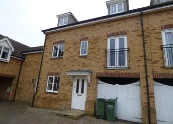 Thumbnail 5 bed property to rent in Carter Close, Hawkinge, Folkestone