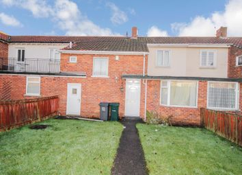 Thumbnail 2 bedroom terraced house for sale in Whitgrave Road, Kenton, Newcastle Upon Tyne