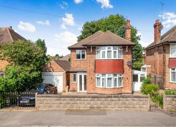 Thumbnail 3 bed detached house for sale in Jarvis Avenue, Bakersfield, Nottingham