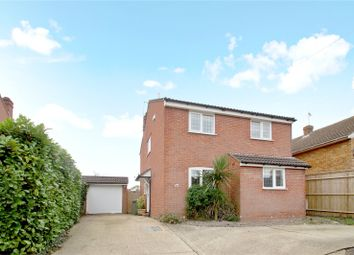 Thumbnail 4 bed detached house for sale in Station Road, Chinnor, Oxfordshire