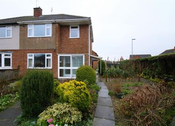 Thumbnail 3 bed semi-detached house for sale in Elmhirst Road, Lutterworth