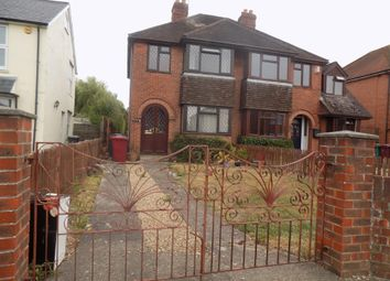 Thumbnail 2 bedroom semi-detached house for sale in Whitley Wood Lane, Reading