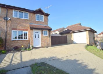 Thumbnail 3 bedroom semi-detached house for sale in Stockley Close, Haverhill