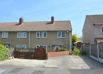 Thumbnail 3 bed end terrace house for sale in Hereford Drive, Brimington, Chesterfield