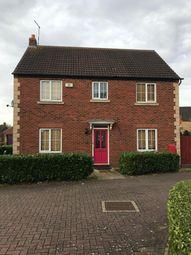 Thumbnail 4 bed property to rent in Wake Way, Grange Park, Northampton