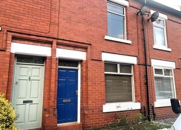 2 bed terraced house to rent in Belgrave Road, Sale M33