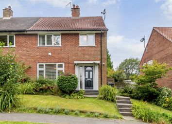 Thumbnail 3 bed semi-detached house for sale in West Park Close, Leeds