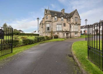 Thumbnail 3 bed flat for sale in Craigflower Court, Torryburn