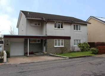 Thumbnail 5 bed detached house for sale in Locksley Road, Cumbernauld, Glasgow, North Lanarkshire