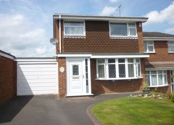 Thumbnail 3 bedroom detached house to rent in Manor Rise, Arleston, Telford