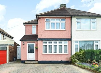 Thumbnail 3 bedroom semi-detached house for sale in Bournewood Road, Orpington