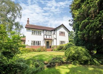 Thumbnail 4 bed detached house for sale in New Road, Prestbury, Cheshire, Uk