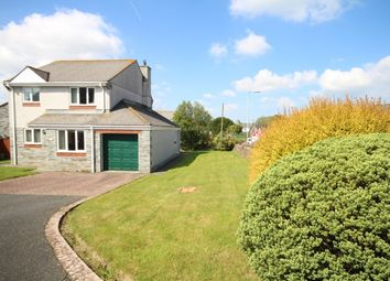 Thumbnail 4 bed detached house for sale in Lemellen Gardens, St. Kew Highway, Bodmin