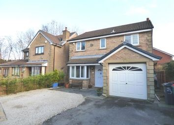 Thumbnail 4 bedroom detached house for sale in Miller Field, Lea, Preston, Lancashire