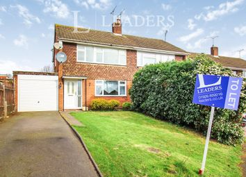 3 bed semi-detached house to rent in Gaza Close, Tile Hill, Coventry CV4