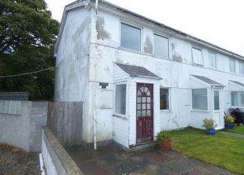 Thumbnail 2 bed end terrace house for sale in Llwyn Gwalch Estate, Morfa Nefyn