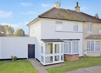Thumbnail 3 bed semi-detached house for sale in Repton Manor Road, Ashford
