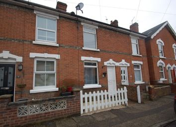 Thumbnail 2 bed terraced house for sale in Victor Road, Colchester