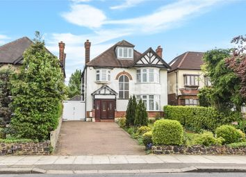 Thumbnail 5 bed detached house for sale in Uphill Road, London