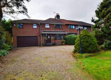 Thumbnail 5 bed semi-detached house for sale in Longdale Lane, Ravenshead, Nottingham