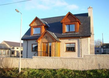 Thumbnail 4 bed detached house for sale in Cults Drive, Tomintoul, Ballindalloch